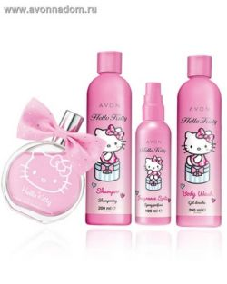 Hello Kitty для детей avon
