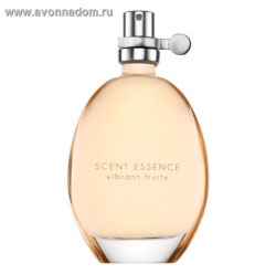 Туалетная вода Scent Essence Vibrant Fruity avon