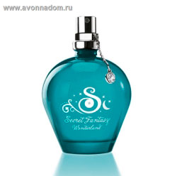 Туалетная вода Secret Fantasy Wonderland avon